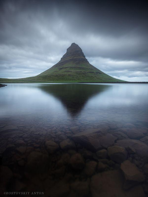 Kirkjufell, Mountain, Iceland, Исландия, фототур, гора, отражение, путешествие, пейзаж, фотопутешествие, Kirkjufell Mountainphoto preview