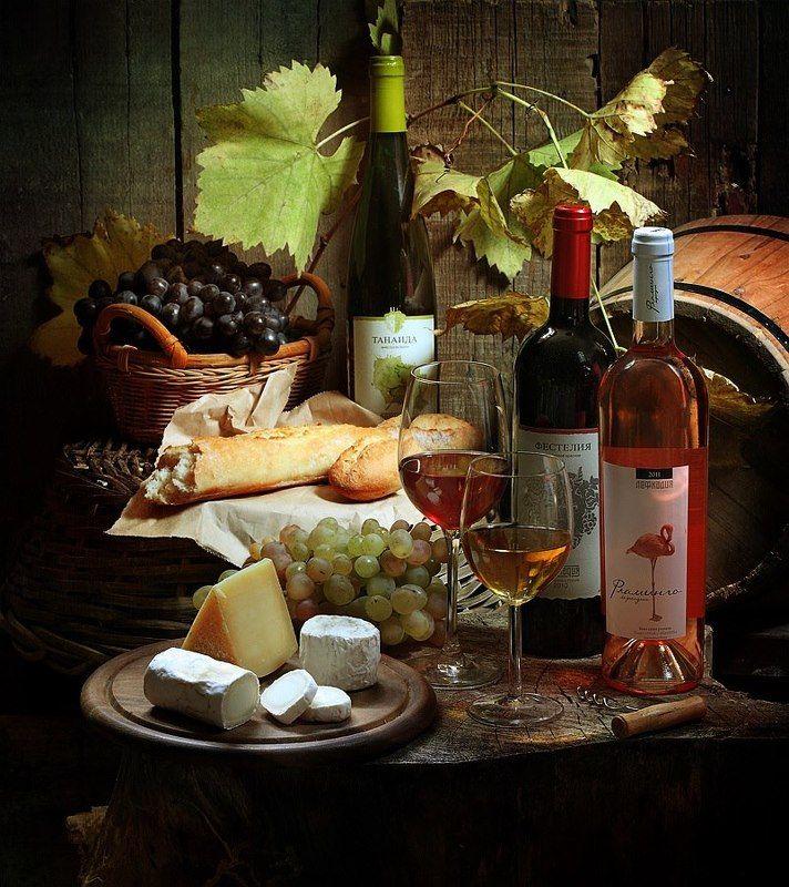 вино,сыр,виноград ***photo preview