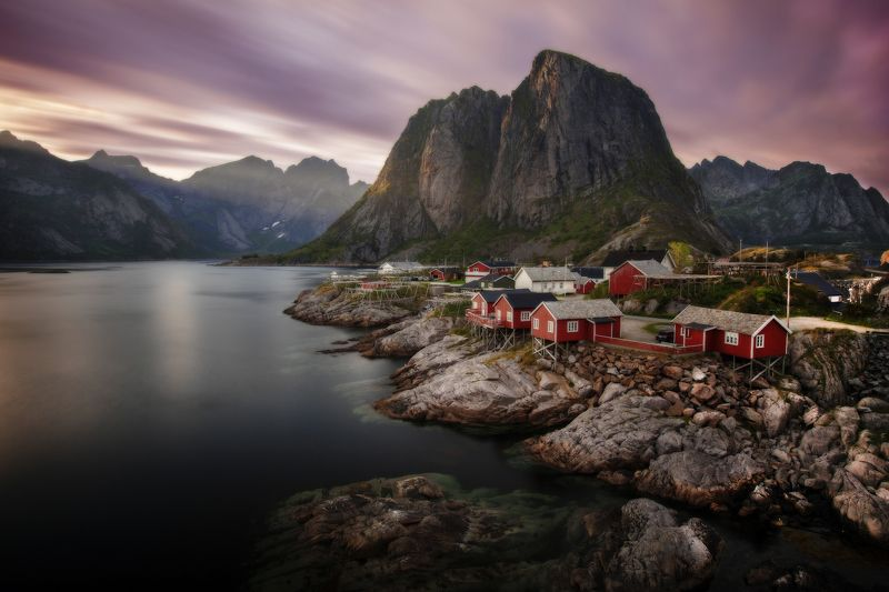 norway, lofoten Hamnoyaphoto preview