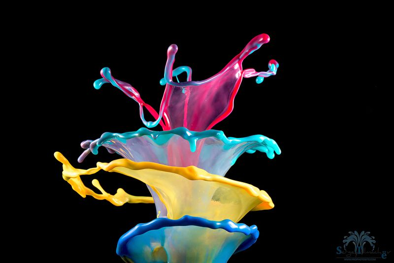 капли, жидкость, макро, арт, всплеск, сергейтолмачев, liquidart, art, liquid Горшочкиphoto preview