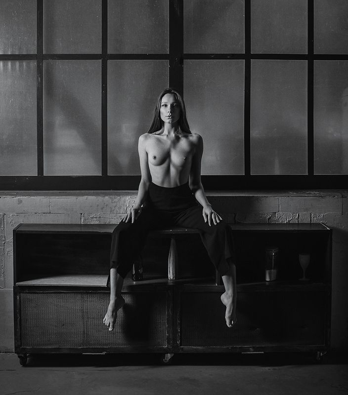 nude  nude woman workshop fine art monochrome arkadiy kurta ***photo preview