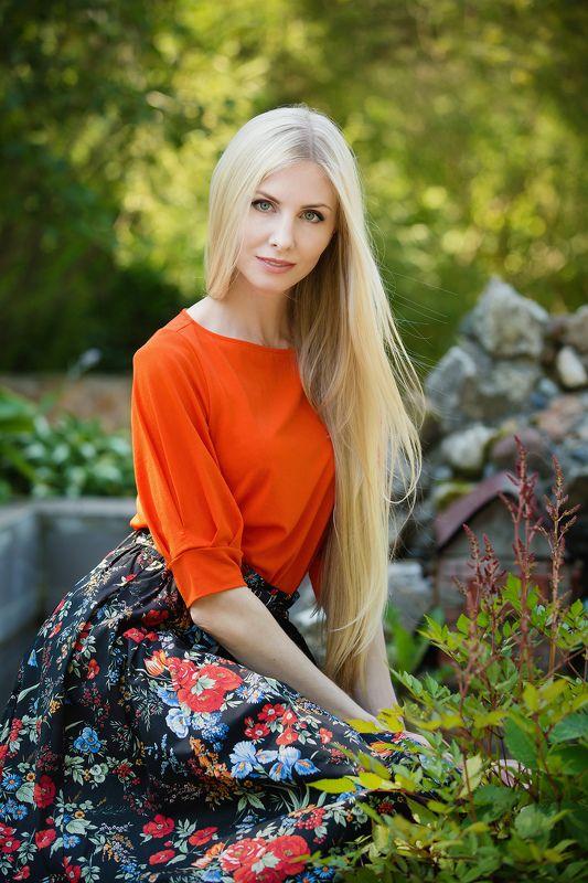 портрет, девушка Татьянаphoto preview