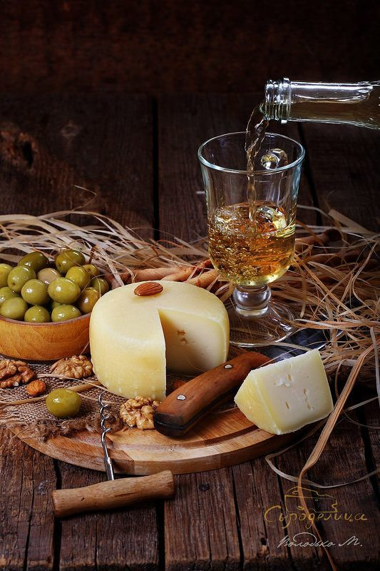 сыр,вино,оливки,миндаль,орех Бель паэзеphoto preview