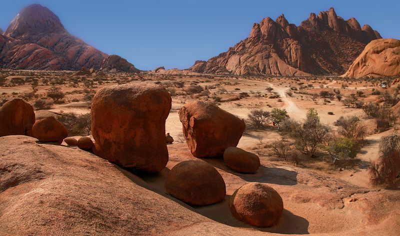 африка, намибия, скалы, путешествие, камни, пустыня Мир камнейphoto preview