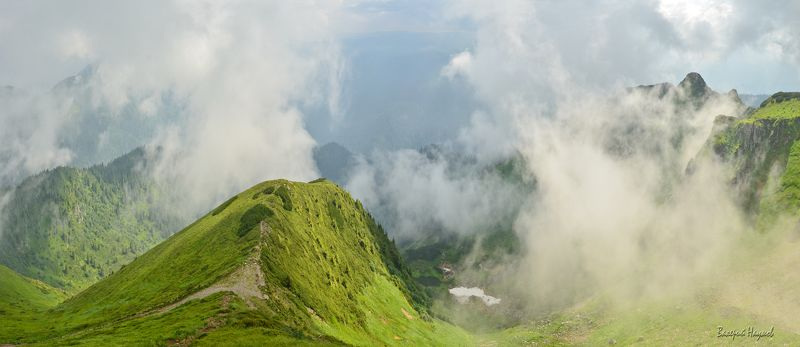 карпаты, горы, мармаросский массив В стране вершин и облаковphoto preview