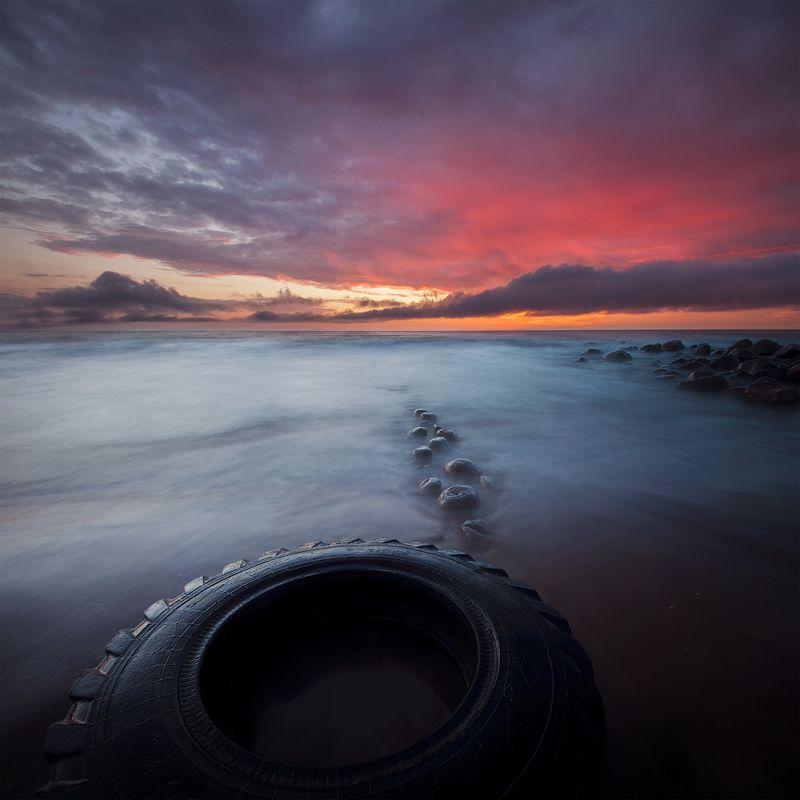 закат, пейзаж, эстония, море 05/08/2018photo preview