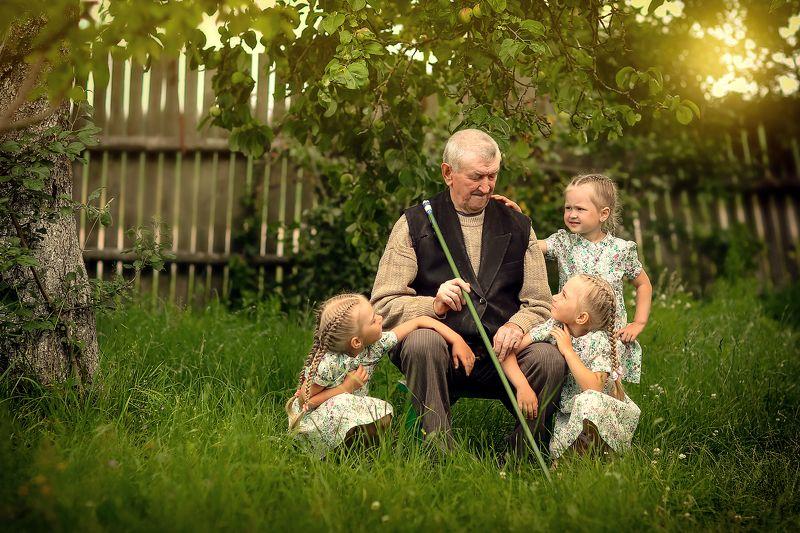 Дедушкины сказкиphoto preview