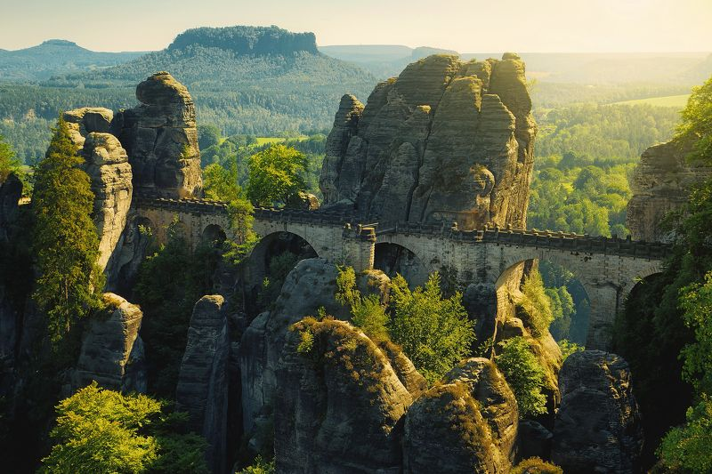 Bastei Bridgephoto preview