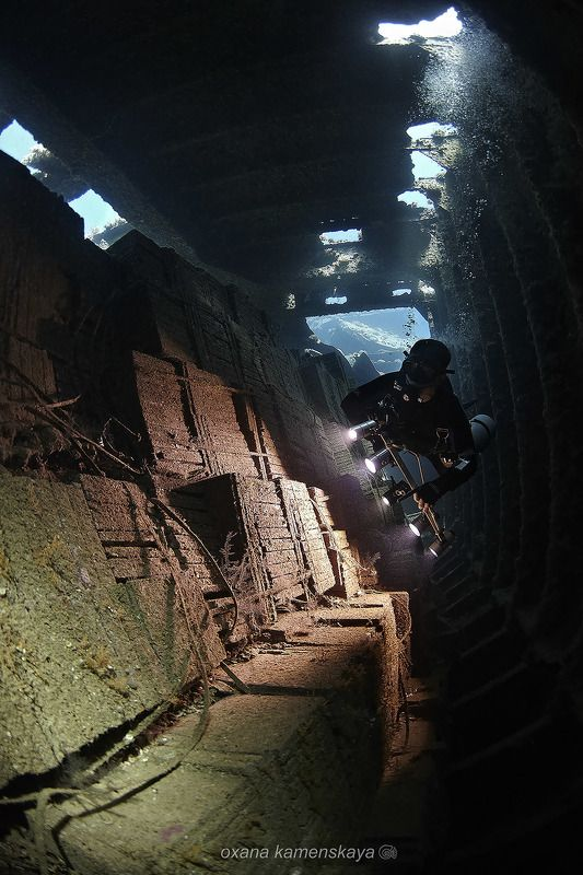 wreck Marcus underwater tile  MV Marcus #1photo preview