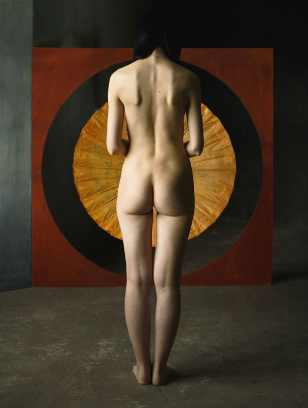 fine, art, nudes Затворничество Аматерасуphoto preview