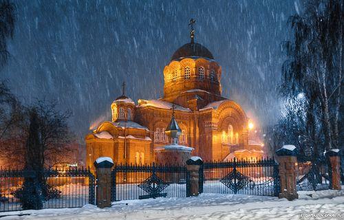 Свято-Сергиевский храм, Тула