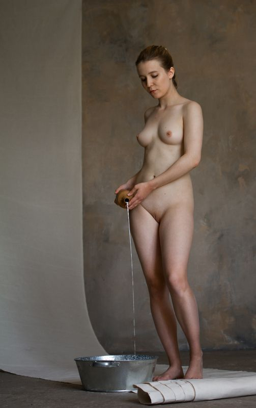 fine art nudes Молочные рекиphoto preview