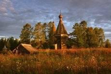 Тепло Русского Севера...