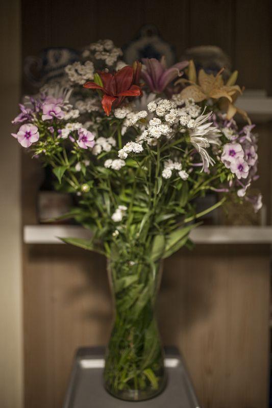 натюрморт, цветы, красиво Летнийphoto preview