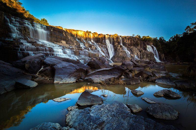Waterfall Pongourphoto preview