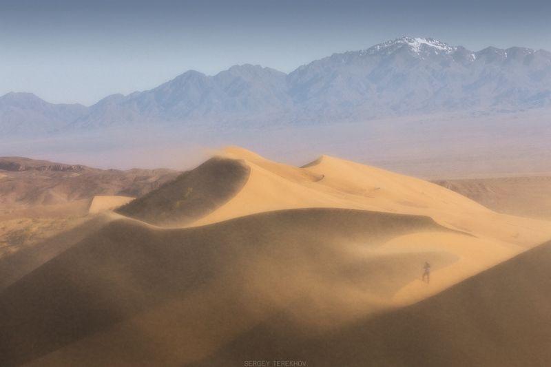 поющий бархан, казахстан, Бархан это песня !photo preview