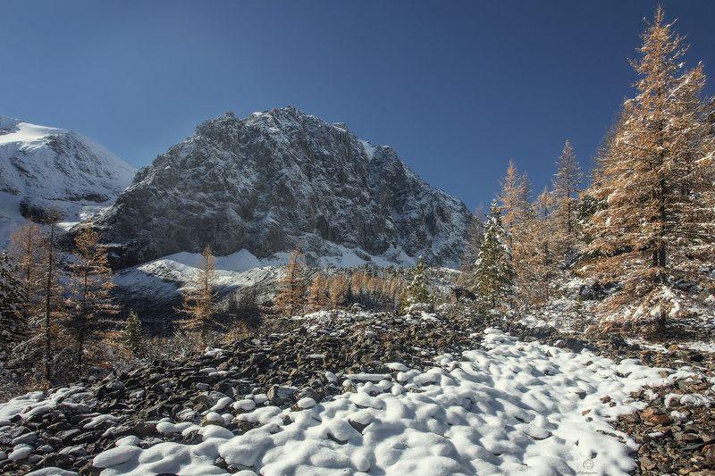 горы, снег, земля Источник энергии / Altaiphoto preview