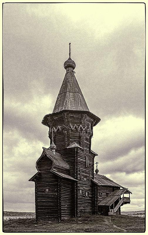 Успенская церковь в Кондопогеphoto preview