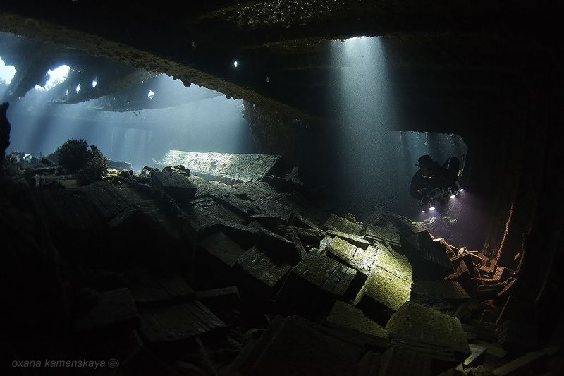 wreck Marcus underwater tile MV Marcus #4photo preview