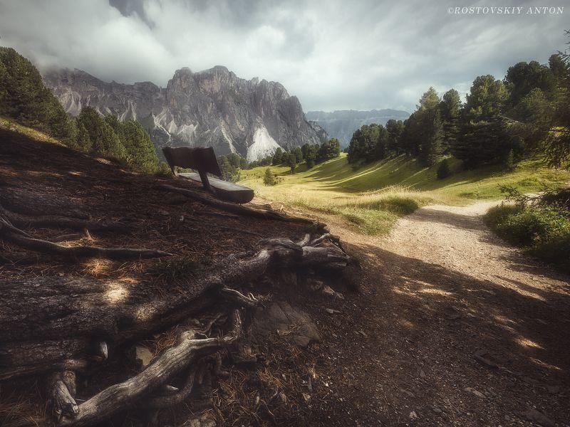 Доломиты, Италия, горы, фототур, день,  в Доломитахphoto preview