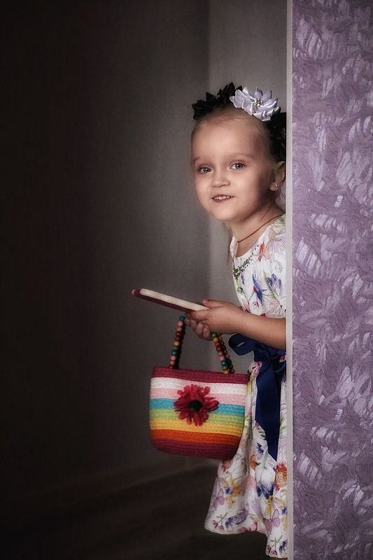 детство, портрет, цвет, ребёнок, семья, family, child, childhood, portrait, color Портретphoto preview