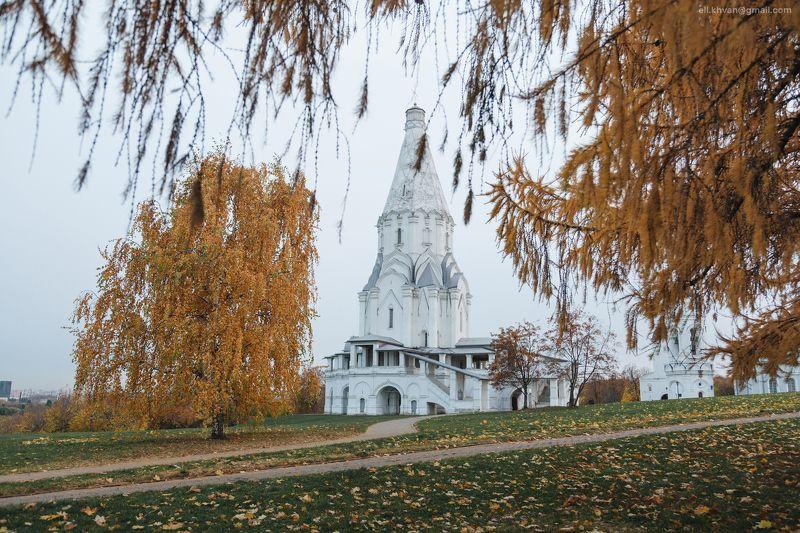Осень в Коломенскомphoto preview
