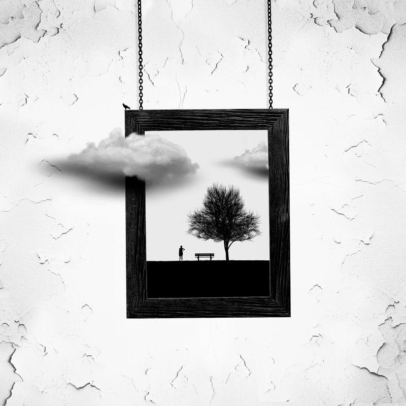 #35photo #surrealart#ps_fantasy#art_minimal #bnw_dream #photography#minimalism#conceptual#fineart #instagram#ps_dreams#bnwminimalismmag#art_digital #ir_photographer#ir_aks#minimal#blackandwhite#bnw #surreal#hadimalijani#art#fantastic_earth#bnw_fanatics #a Framephoto preview