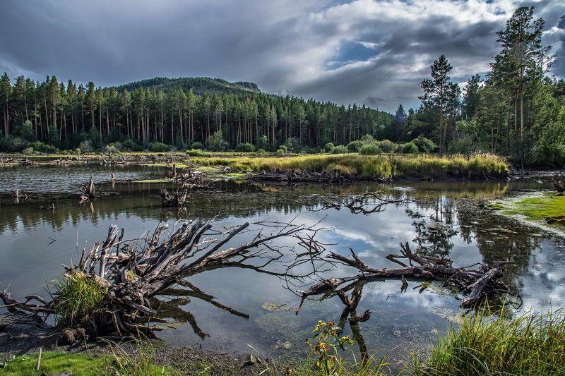 горы Озеро  в  Коммисаровкеphoto preview
