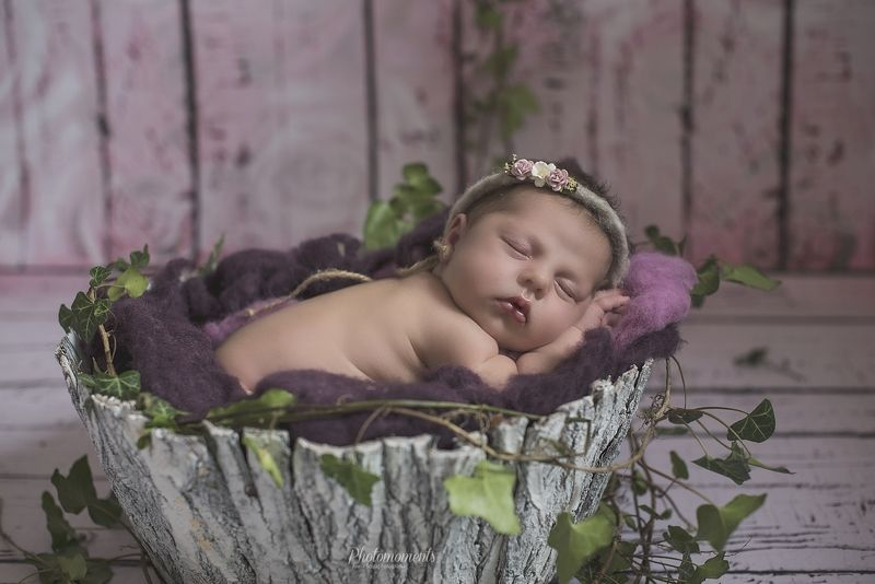 newborn, girl, session, sleep Michalinkaphoto preview