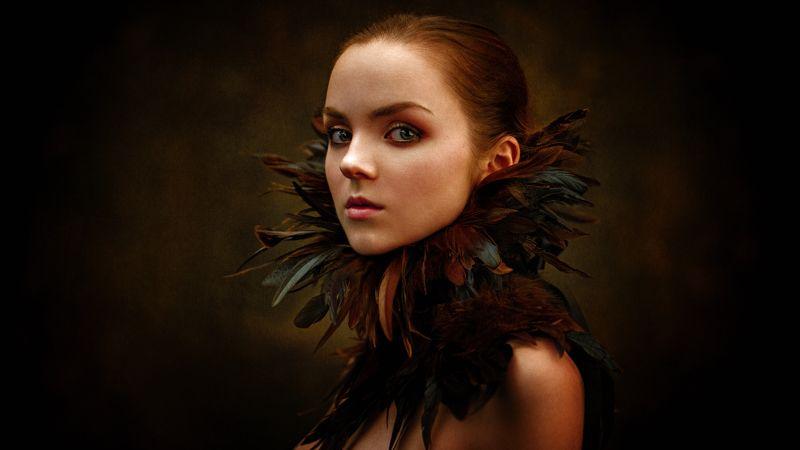 портрет, арт, portrait, art, model Катяphoto preview