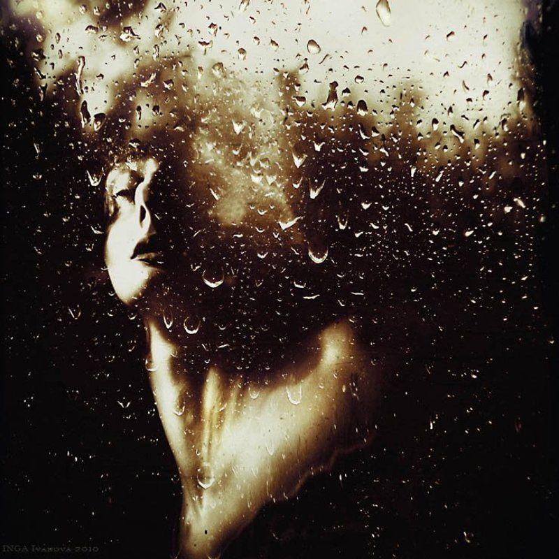 rain,girl,emotive Rainyphoto preview