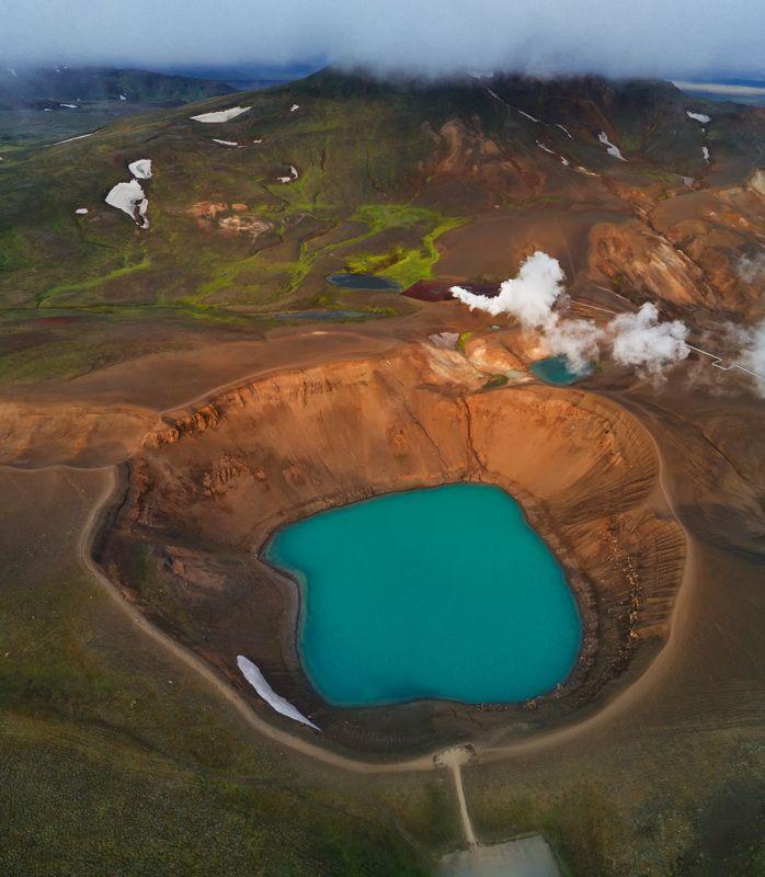 Потухший кратерphoto preview