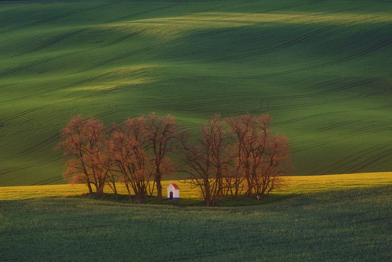Моравские пейзажиphoto preview