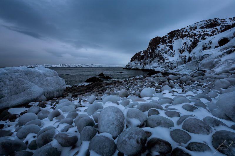 Ледяной берег.photo preview