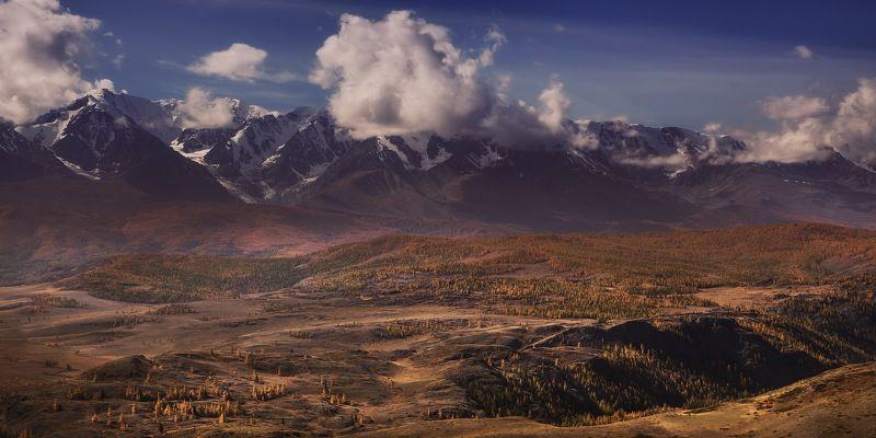 алтай, природа, пейзаж, путешествие, осень Выше только горы! Алтайphoto preview