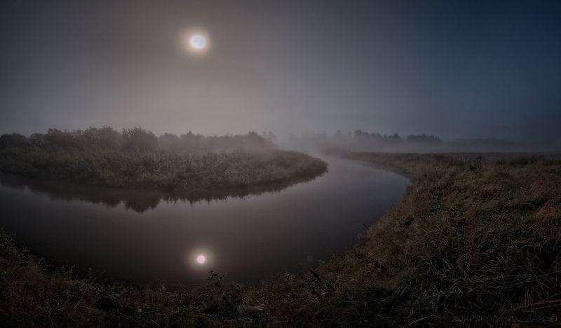 какая яркая луна...photo preview