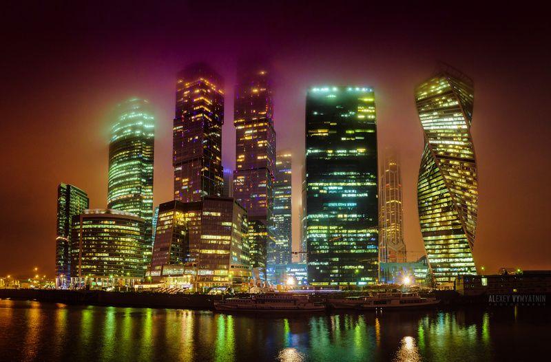 Большие города..photo preview