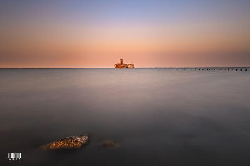 Torpedownia, Gdynia, Gdansk, Poland, Longexposure, Sunset, Sunrise,  Torpedowniaphoto preview