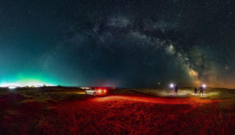 ceclii, nikon d3400, milky way, night Milky Way Archphoto preview