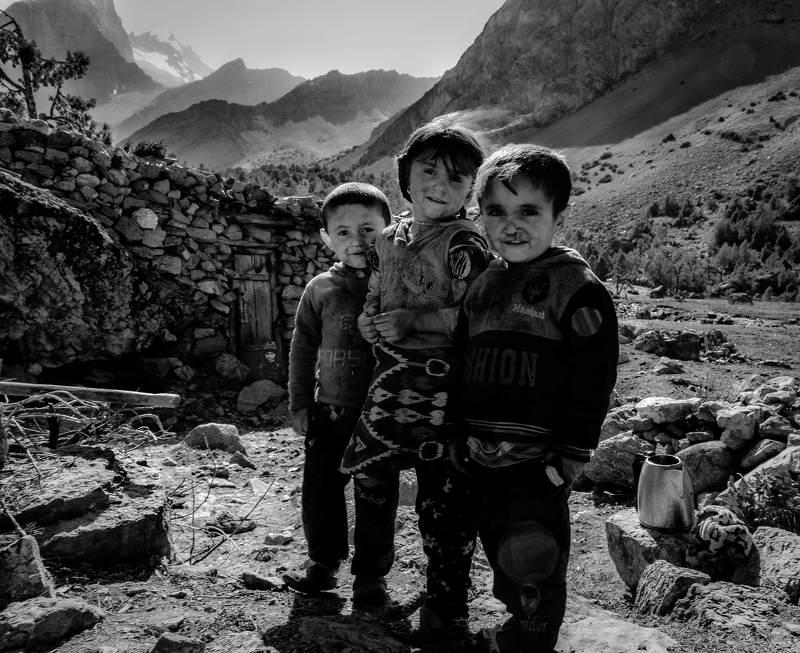Дети гор.photo preview