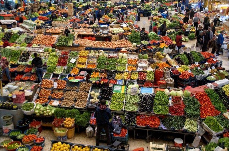 Women\'s Market - Konya Women\'s Market - Konyaphoto preview