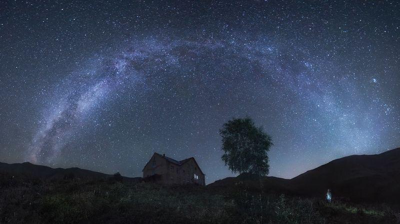 кавказ, кабардино-балкария Наедине со вселенной.photo preview