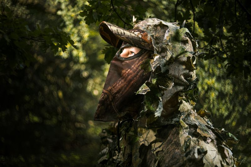 Camouflage, wildlife, portrait,forest Camouflagephoto preview