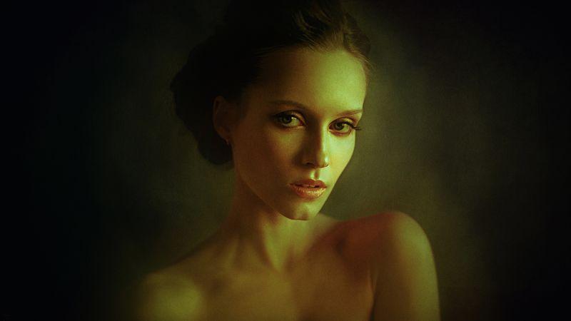 портрет, арт, portrait, art, model Фениксphoto preview