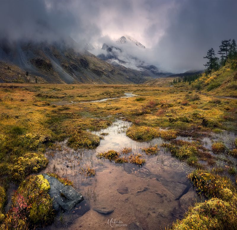 природа, пейзаж, путешествия, алтай, россия,travel,landscape, nature Аккем, республика Алтайphoto preview