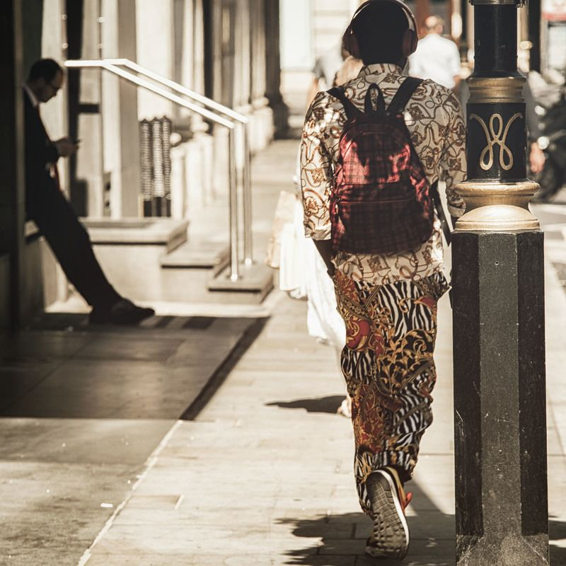 Style like streetphoto preview