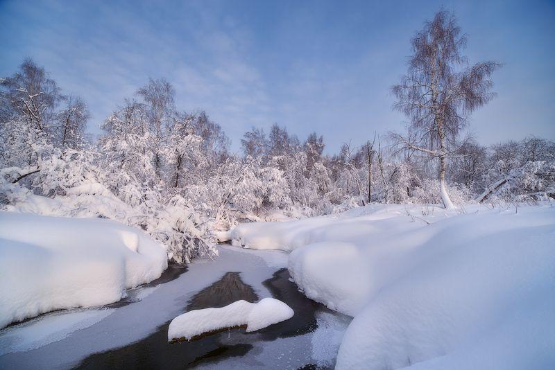 В зимнюю пору.photo preview