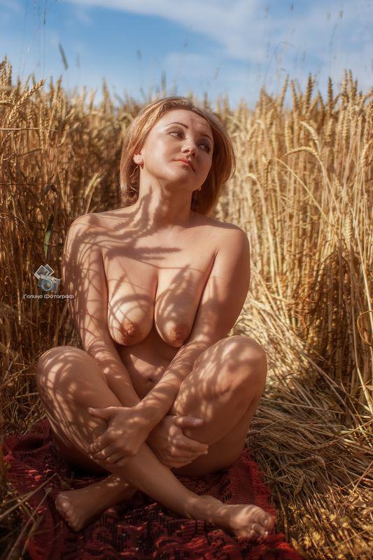 art nu,  photo, photography, eroticism, sexual, artistic erotica, girl, naked body, nude, nu, топлес, фотохудожники, художественная фотография, ретушь, эротика, ню, обнажённое тело, сексуальность, фотосессии в краснодаре Среди хлебов спелыхphoto preview