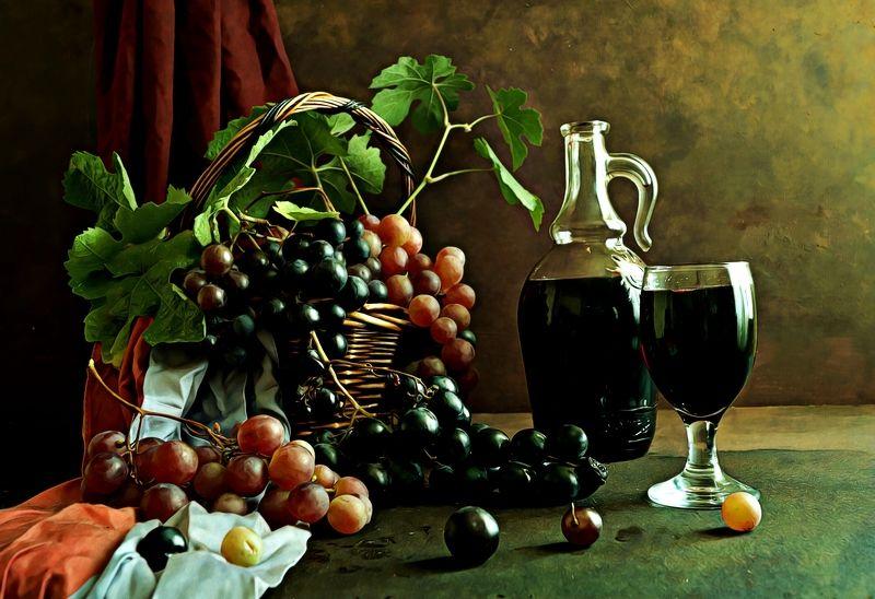 Kalecik Black grape Kalecik Black grapephoto preview