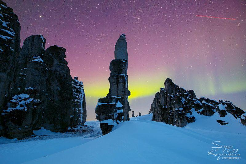 якутия, улахан-сис Устремлённые к небуphoto preview